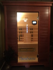 NEW !!! Therasauna TS5753 ,Two Person. Setup and never used, re-boxed for delivery. Will have full warranty.      Save money, $4,800 out the door.  Ordered new goes for $5,095 plus 6% tax.