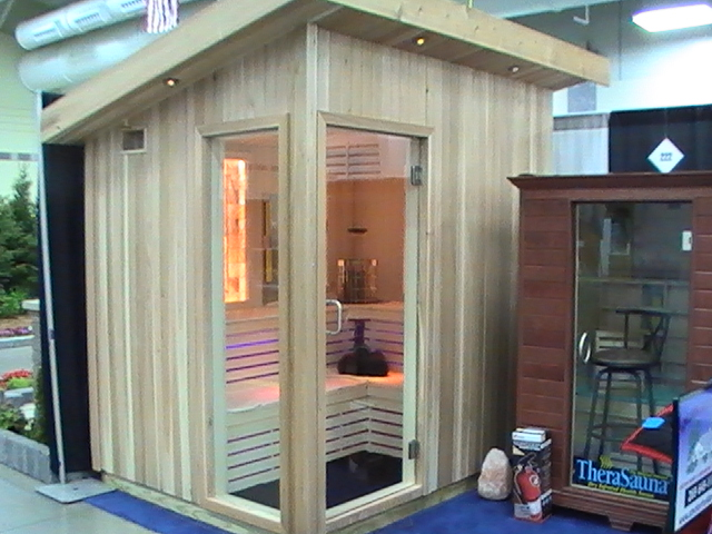 Therapy saunas smoker builders for Cost to build a sauna